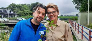 beleving op locatie met Daniël Poolman en Antoinette Drogt, eigenaren van proefkamer Het Reestdal